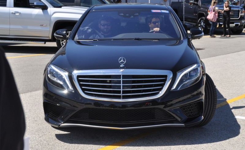 Car-Revs-Daily.com Road Test Reviews the 2015 Mercedes-Benz S63 AMG 7