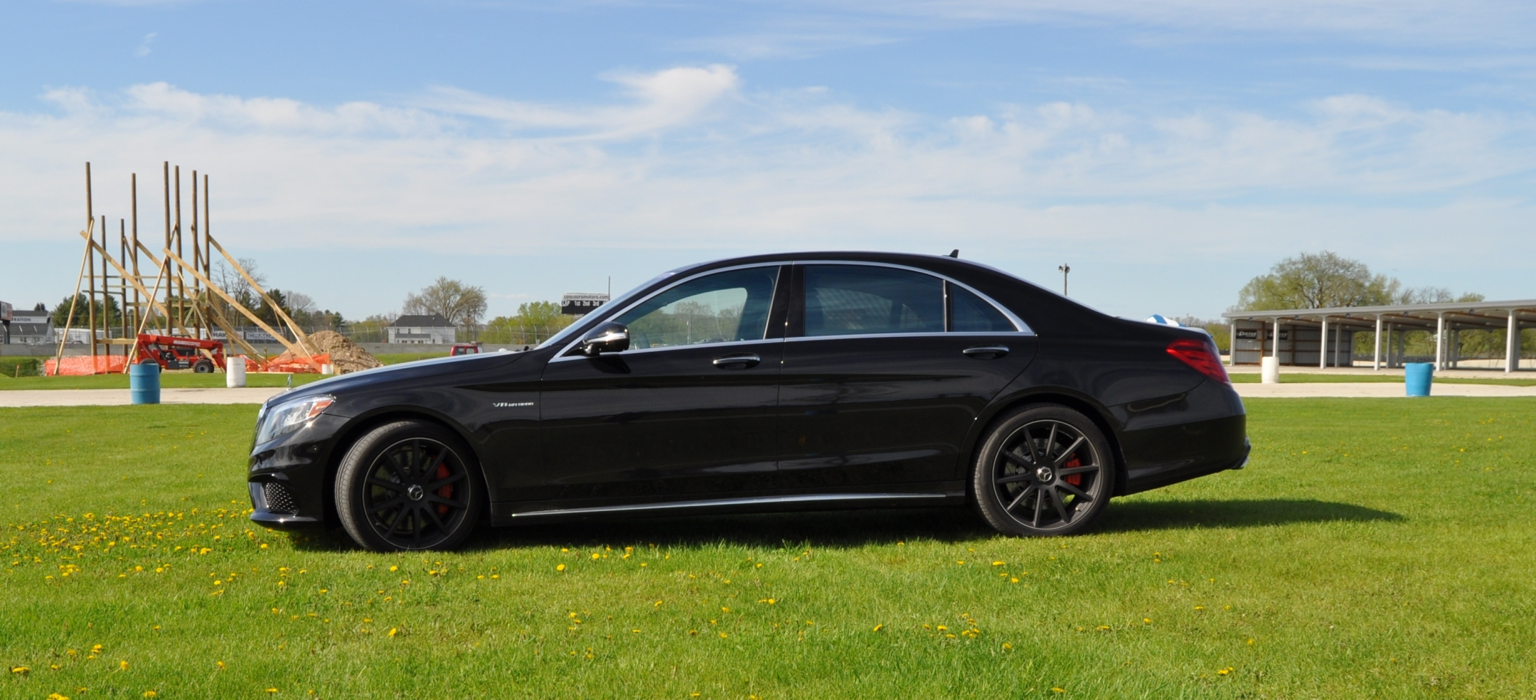 Road test review 2014 mercedes benz s63 amg 4matic sedan for Mercedes benz s63 2014