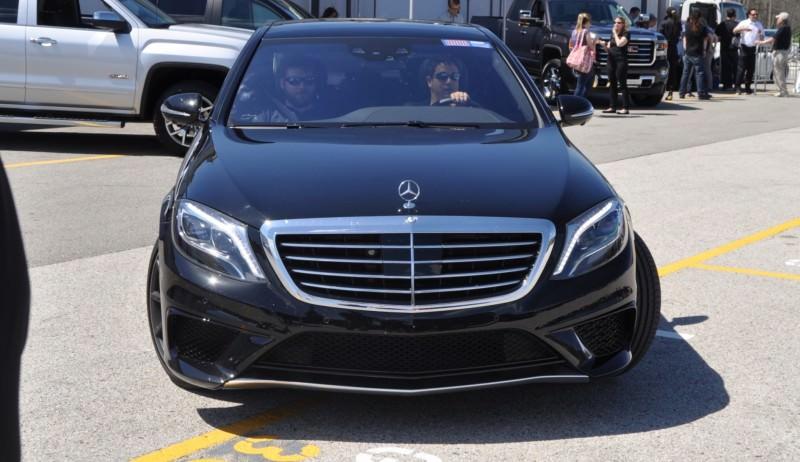 Car-Revs-Daily.com Road Test Reviews the 2015 Mercedes-Benz S63 AMG 8