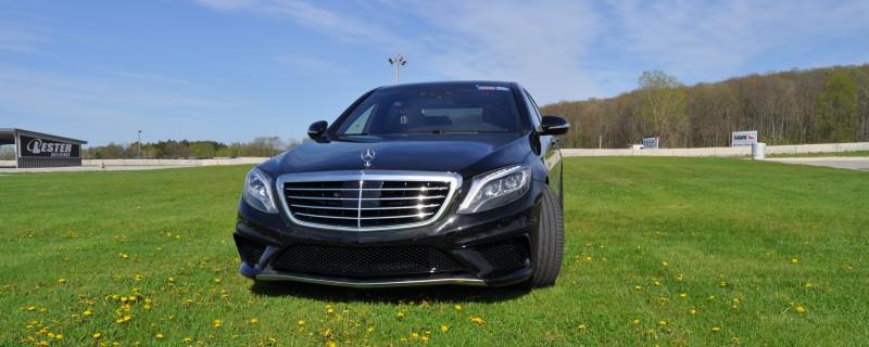 Car-Revs-Daily.com Road Test Reviews the 2015 Mercedes-Benz S63 AMG 82