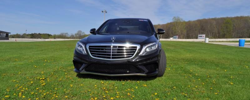 Car-Revs-Daily.com Road Test Reviews the 2015 Mercedes-Benz S63 AMG 84