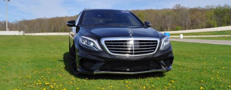 Car-Revs-Daily.com Road Test Reviews the 2015 Mercedes-Benz S63 AMG 89