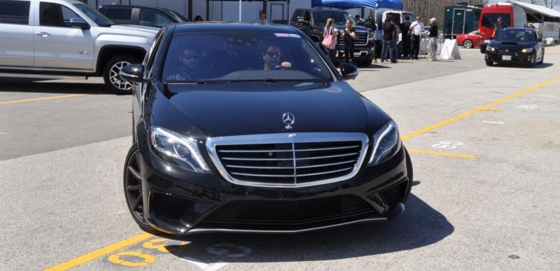 Car-Revs-Daily.com Road Test Reviews the 2015 Mercedes-Benz S63 AMG 9