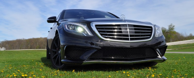 Car-Revs-Daily.com Road Test Reviews the 2015 Mercedes-Benz S63 AMG 92