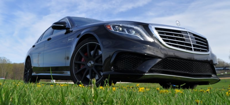 Car-Revs-Daily.com Road Test Reviews the 2015 Mercedes-Benz S63 AMG 93