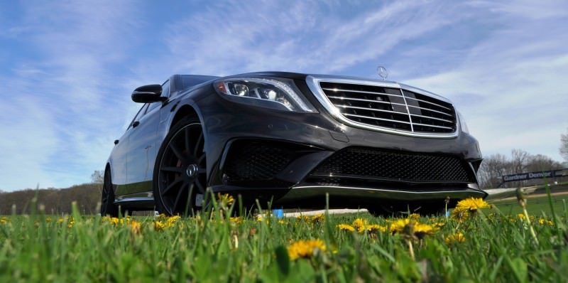 Car-Revs-Daily.com Road Test Reviews the 2015 Mercedes-Benz S63 AMG 94