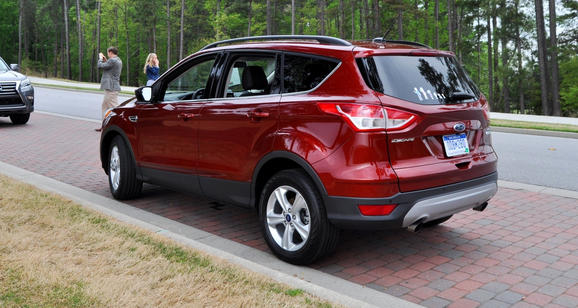 Road Test Review - 2014 Ford Escape SE 1.6 EcoBoost