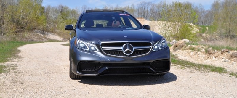 Car-Revs-Daily.com Road Tests the 2014 Mercedes-Benz E63 AMG S-Model Estate 3