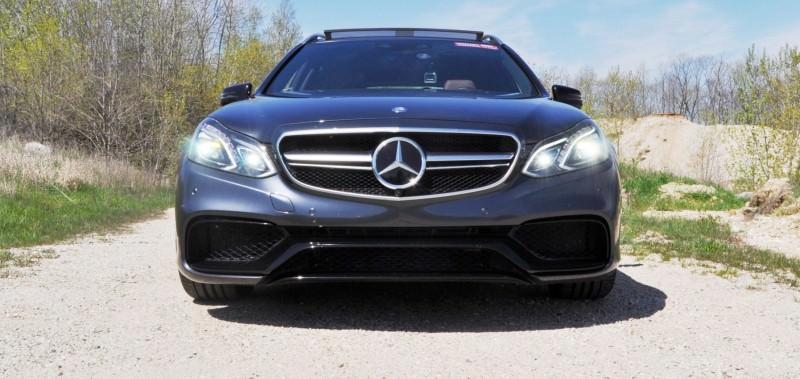 Car-Revs-Daily.com Road Tests the 2014 Mercedes-Benz E63 AMG S-Model Estate 5