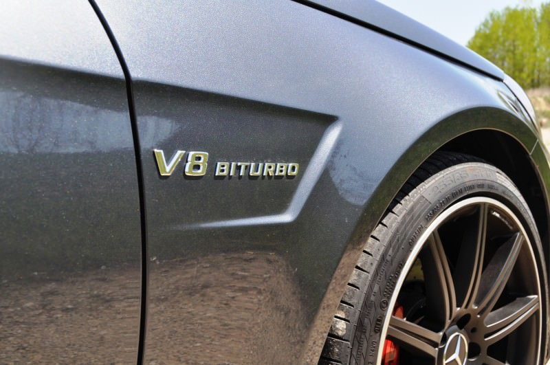 Car-Revs-Daily.com Road Tests the 2014 Mercedes-Benz E63 AMG S-Model Estate 51