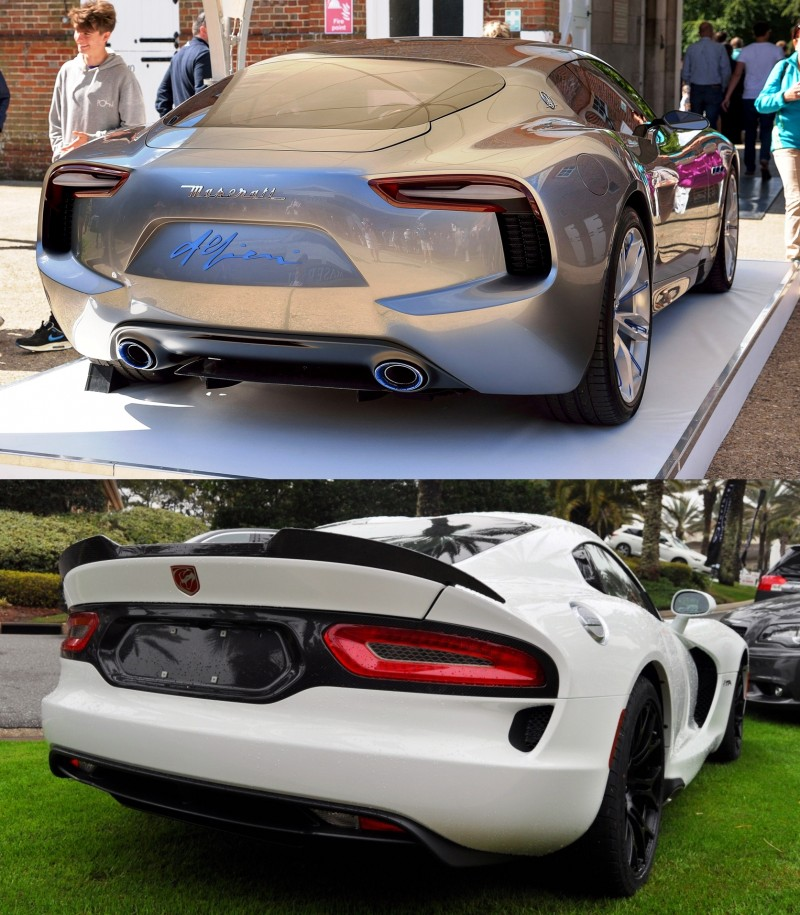 Car-Revs-Daily.com SRT Viper and Maserati Alfieri Concept - Friends or Family 31