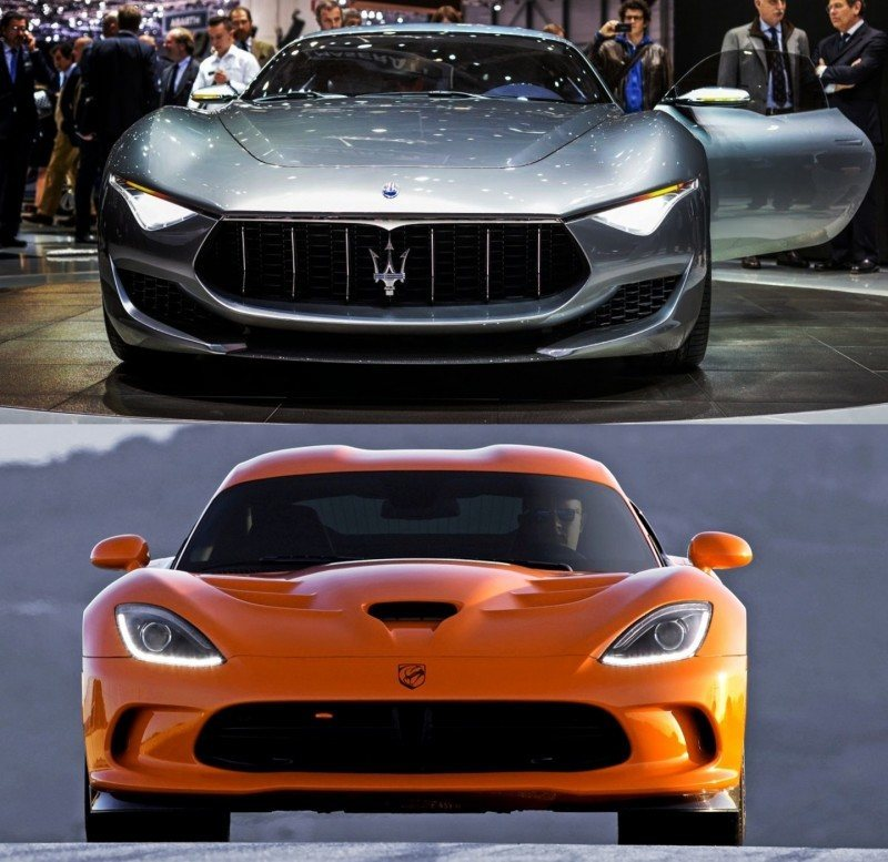 Car-Revs-Daily.com SRT Viper and Maserati Alfieri Concept - Friends or Family 71