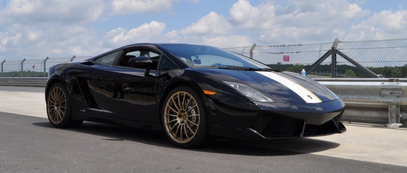 Car-Revs-Daily.com Supercar Hall of Fame - 2011 Lamborghini Gallardo LP550-2 Balboni - 80 High-Res Photos 10
