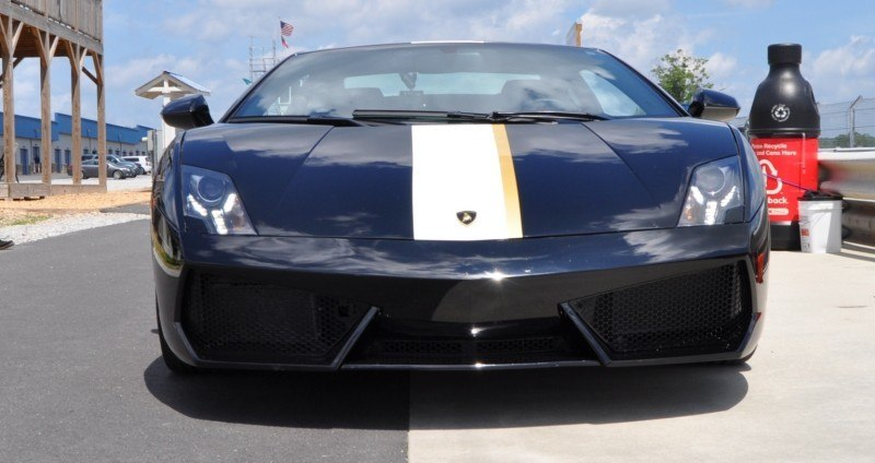 Car-Revs-Daily.com Supercar Hall of Fame - 2011 Lamborghini Gallardo LP550-2 Balboni - 80 High-Res Photos 14