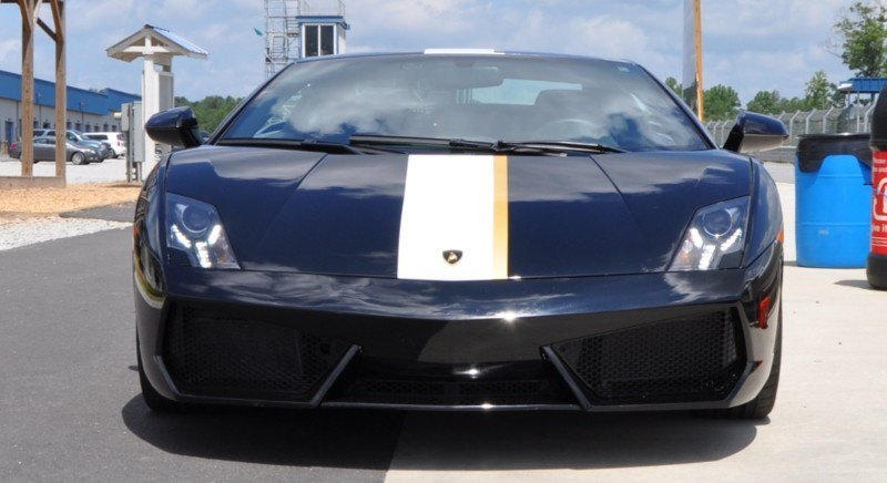 Car-Revs-Daily.com Supercar Hall of Fame - 2011 Lamborghini Gallardo LP550-2 Balboni - 80 High-Res Photos 23