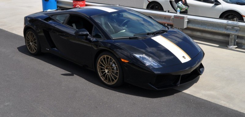 Car-Revs-Daily.com Supercar Hall of Fame - 2011 Lamborghini Gallardo LP550-2 Balboni - 80 High-Res Photos 33