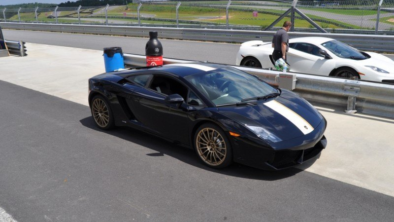 Car-Revs-Daily.com Supercar Hall of Fame - 2011 Lamborghini Gallardo LP550-2 Balboni - 80 High-Res Photos 34