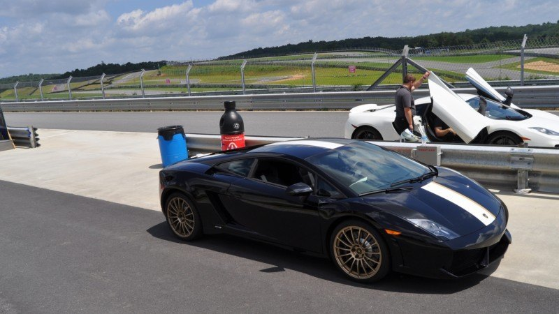 Car-Revs-Daily.com Supercar Hall of Fame - 2011 Lamborghini Gallardo LP550-2 Balboni - 80 High-Res Photos 35