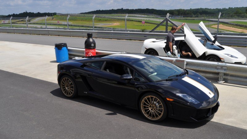 Car-Revs-Daily.com Supercar Hall of Fame - 2011 Lamborghini Gallardo LP550-2 Balboni - 80 High-Res Photos 36