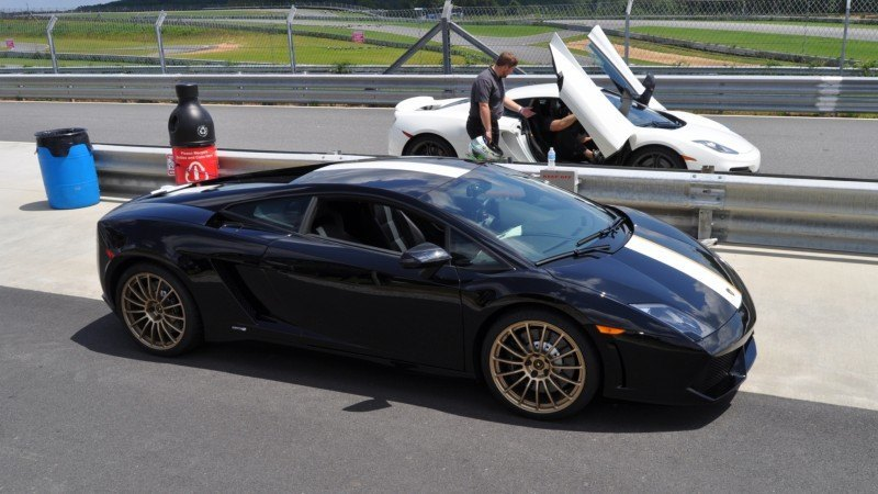 Car-Revs-Daily.com Supercar Hall of Fame - 2011 Lamborghini Gallardo LP550-2 Balboni - 80 High-Res Photos 38