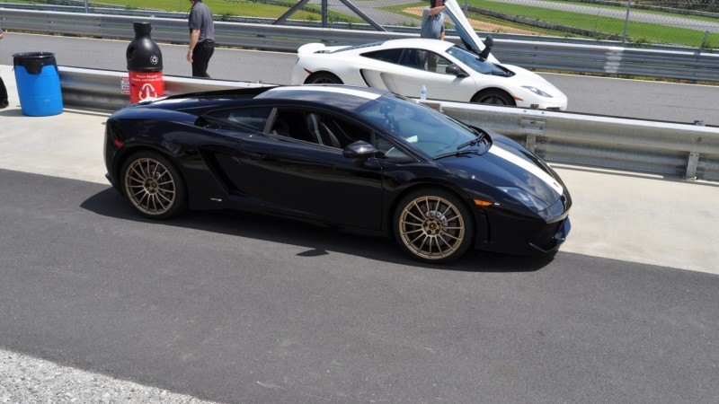 Car-Revs-Daily.com Supercar Hall of Fame - 2011 Lamborghini Gallardo LP550-2 Balboni - 80 High-Res Photos 39