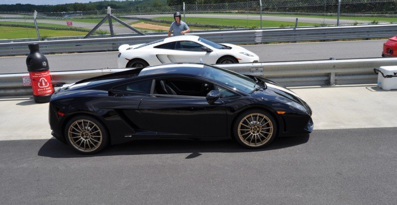 Car-Revs-Daily.com Supercar Hall of Fame - 2011 Lamborghini Gallardo LP550-2 Balboni - 80 High-Res Photos 42