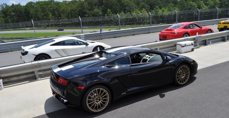 Car-Revs-Daily.com Supercar Hall of Fame - 2011 Lamborghini Gallardo LP550-2 Balboni - 80 High-Res Photos 46
