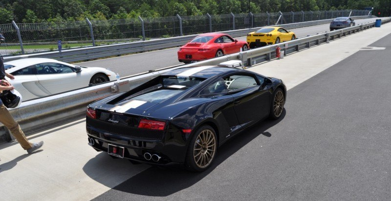 Car-Revs-Daily.com Supercar Hall of Fame - 2011 Lamborghini Gallardo LP550-2 Balboni - 80 High-Res Photos 48