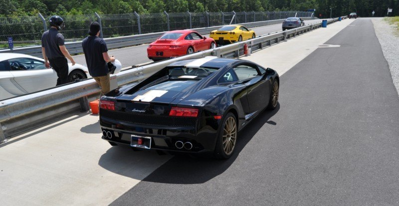 Car-Revs-Daily.com Supercar Hall of Fame - 2011 Lamborghini Gallardo LP550-2 Balboni - 80 High-Res Photos 49