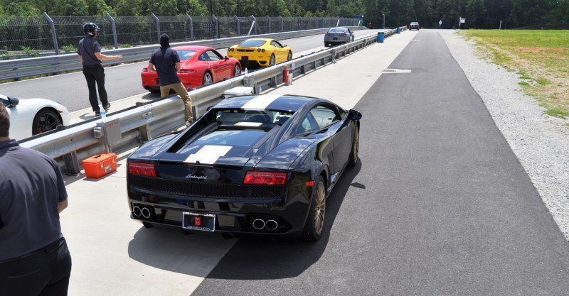 Car-Revs-Daily.com Supercar Hall of Fame - 2011 Lamborghini Gallardo LP550-2 Balboni - 80 High-Res Photos 50