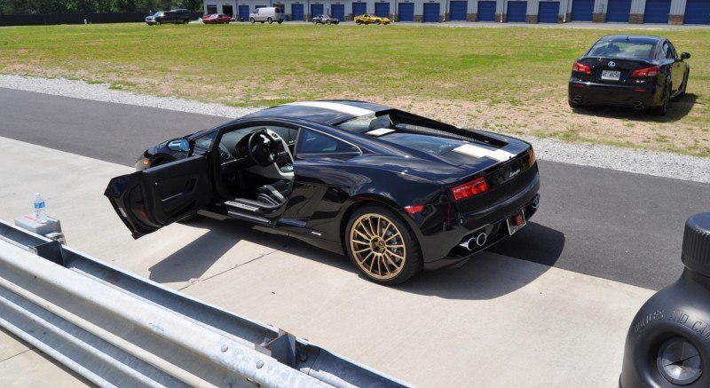 Car-Revs-Daily.com Supercar Hall of Fame - 2011 Lamborghini Gallardo LP550-2 Balboni - 80 High-Res Photos 62