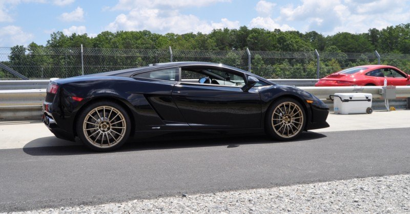 Car-Revs-Daily.com Supercar Hall of Fame - 2011 Lamborghini Gallardo LP550-2 Balboni - 80 High-Res Photos 7