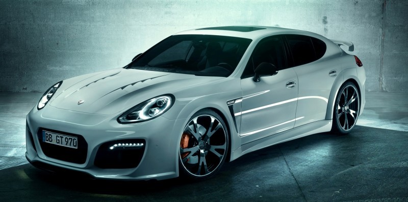 TECHART Porsche Panamera Grand GT Program Shows Huge Range of Exterior, Performance and Cabin Upgrades TECHART Porsche Panamera Grand GT Program Shows Huge Range of Exterior, Performance and Cabin Upgrades