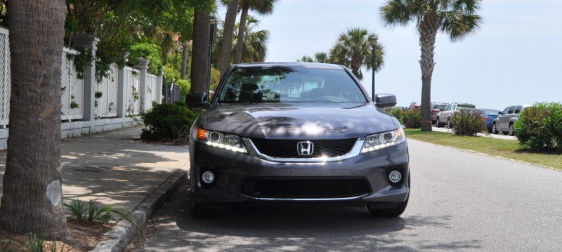 Car-Revs-Daily.com Travel Adventures - 2014 Honda Accord Coupe in Downtown Charleston 9