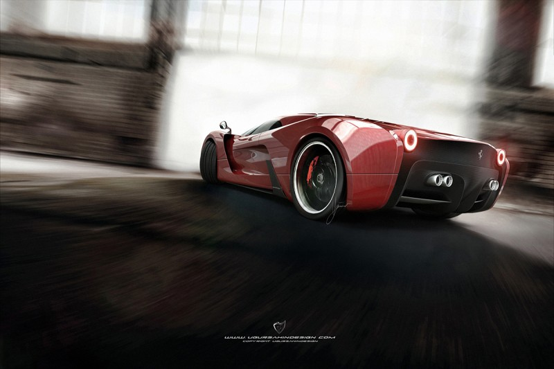 Car-Revs-Daily.com UGUR SAHIN DESIGN Project F 1