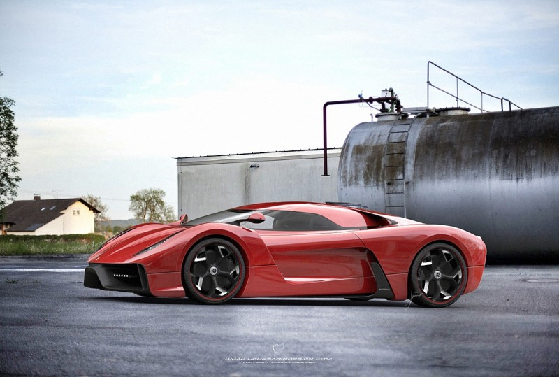 Car-Revs-Daily.com UGUR SAHIN DESIGN Project F 11