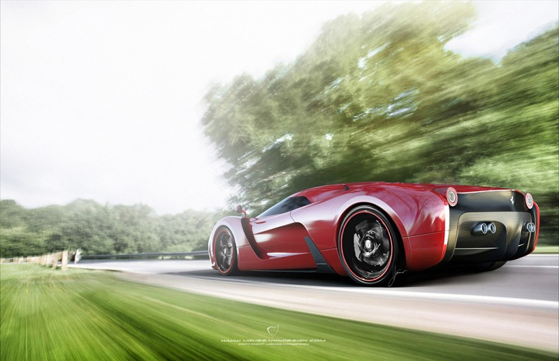 Car-Revs-Daily.com UGUR SAHIN DESIGN Project F 13