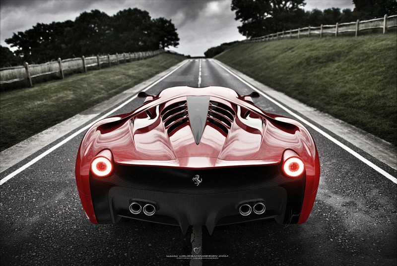 Car-Revs-Daily.com UGUR SAHIN DESIGN Project F 17