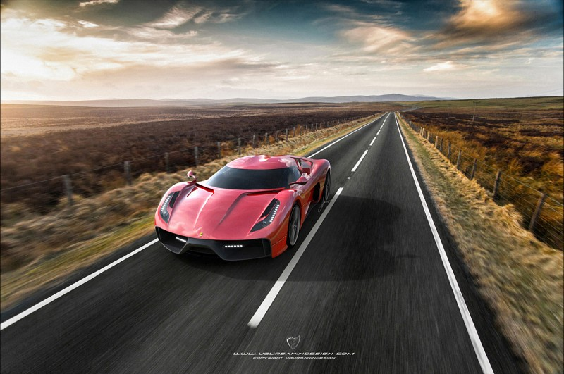 Car-Revs-Daily.com UGUR SAHIN DESIGN Project F 2