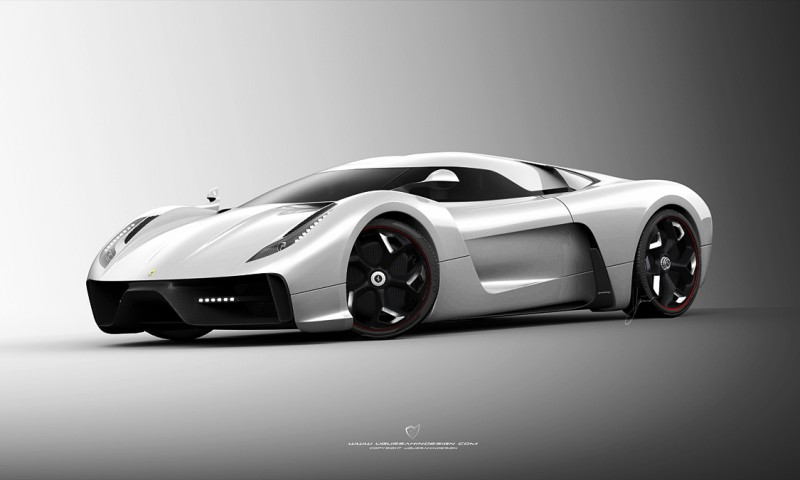 Car-Revs-Daily.com UGUR SAHIN DESIGN Project F 20