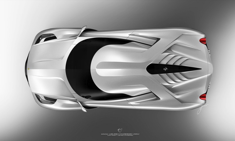 Car-Revs-Daily.com UGUR SAHIN DESIGN Project F 21