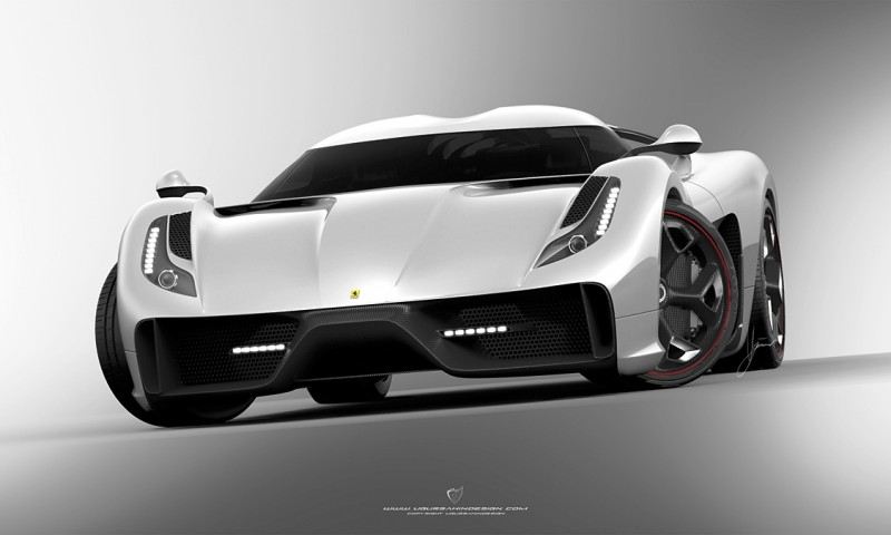 Car-Revs-Daily.com UGUR SAHIN DESIGN Project F 22