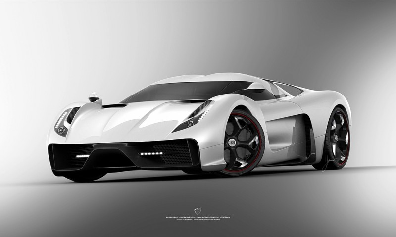 Car-Revs-Daily.com UGUR SAHIN DESIGN Project F 23