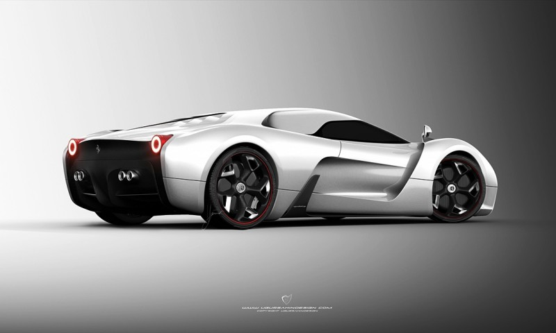 Car-Revs-Daily.com UGUR SAHIN DESIGN Project F 24