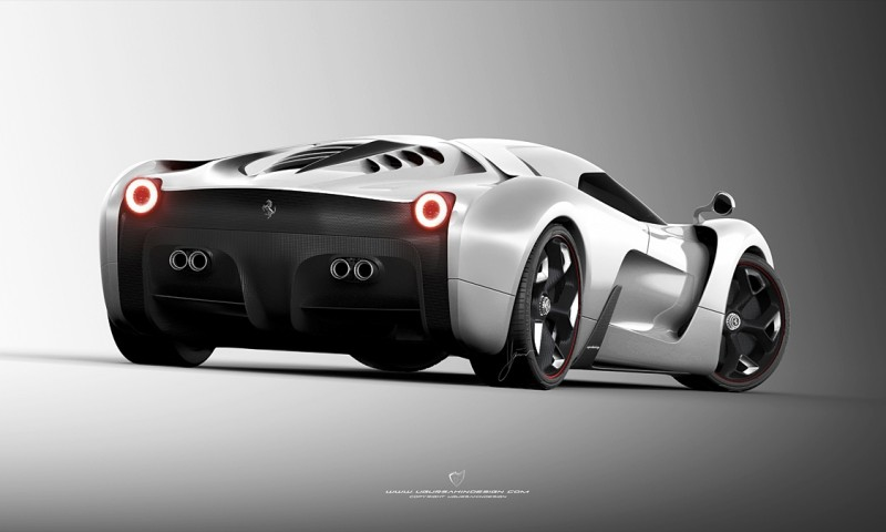 Car-Revs-Daily.com UGUR SAHIN DESIGN Project F 25