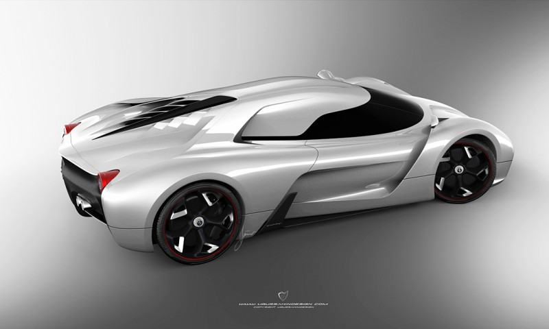 Car-Revs-Daily.com UGUR SAHIN DESIGN Project F 26