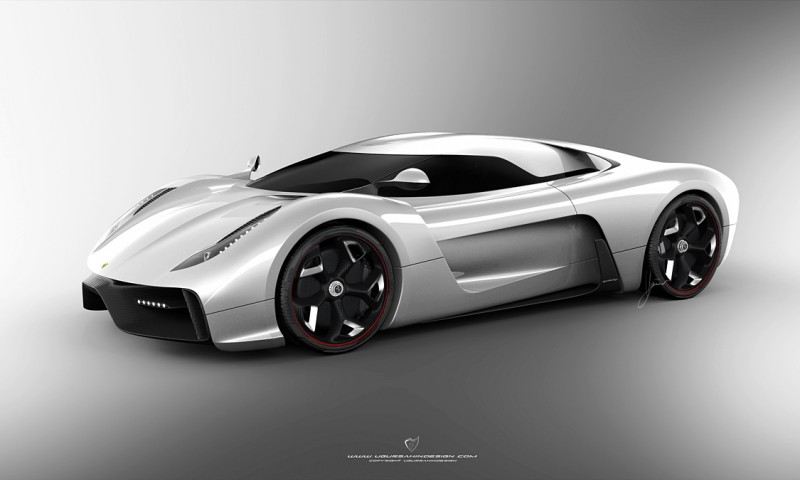 Car-Revs-Daily.com UGUR SAHIN DESIGN Project F 28