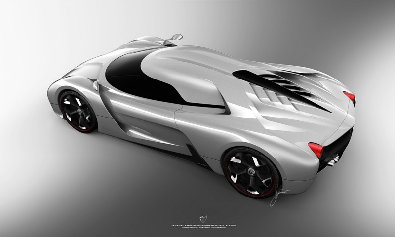 Car-Revs-Daily.com UGUR SAHIN DESIGN Project F 30
