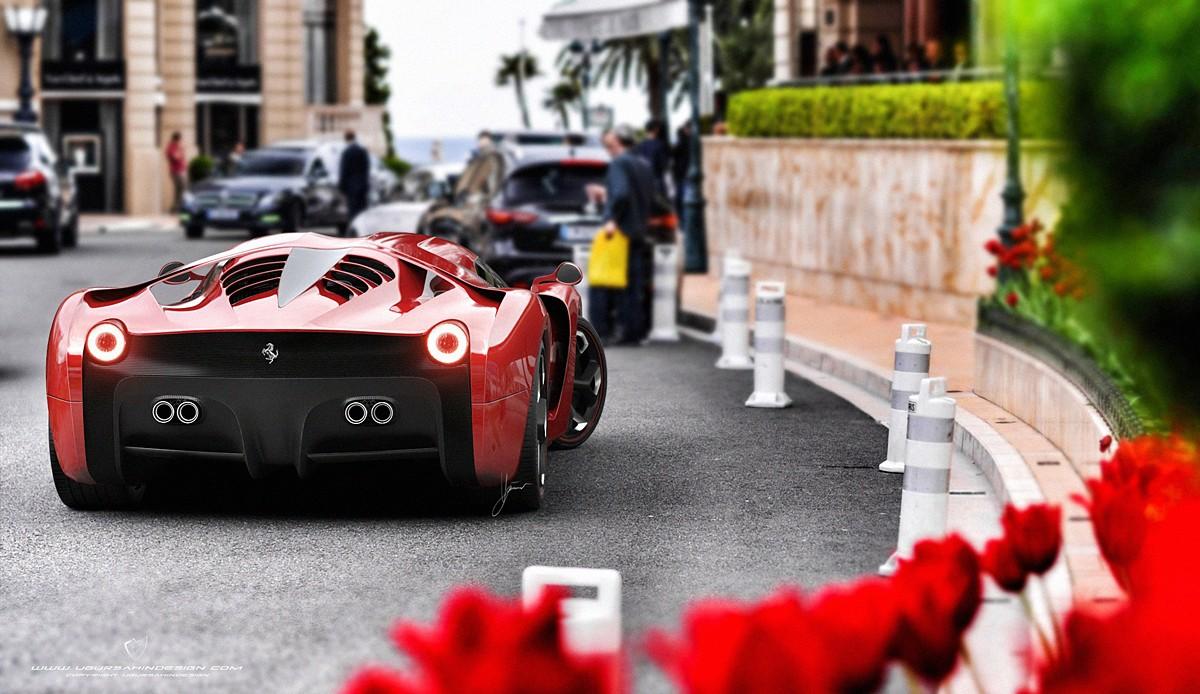 Car Revs Daily Com Ugur Sahin Design Project F 4