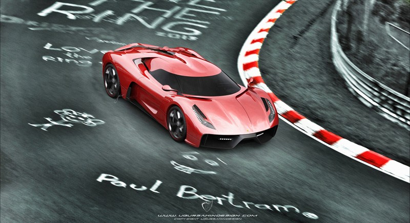 Car-Revs-Daily.com UGUR SAHIN DESIGN Project F 5